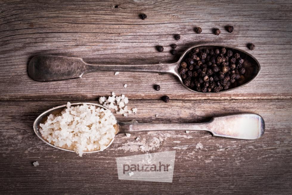 Zašto su sol i papar uvijek zajedno?
