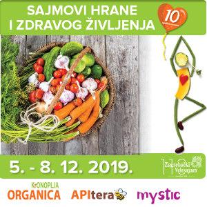 Sajmovi hrane i zdravog življenja