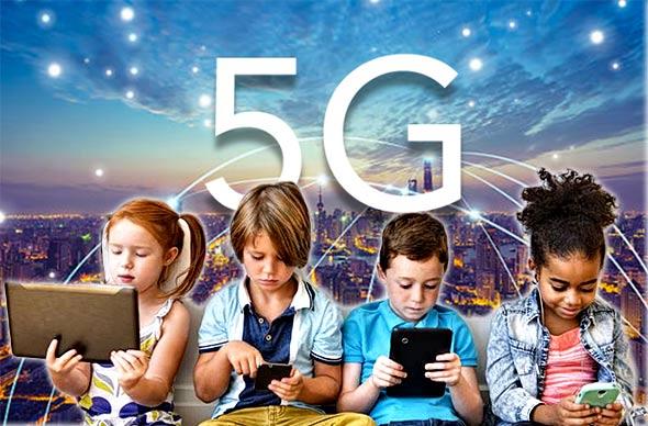 Dosad nevidljive zdravstvene opasnosti: 5G je iznimno štetan za djecu