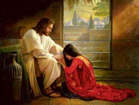 Ljubavna kartica - KRIST I ODNOSI