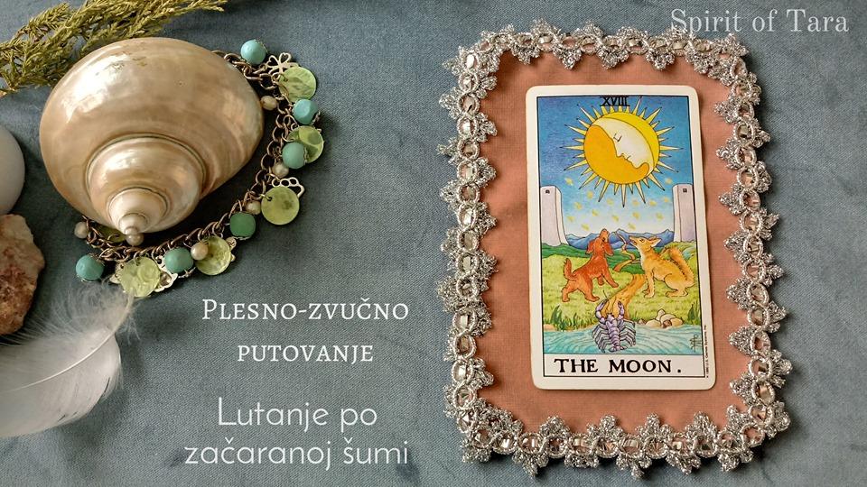 Plesno-zvučno putovanje: Istraživanje Tarot karte Mjeseca