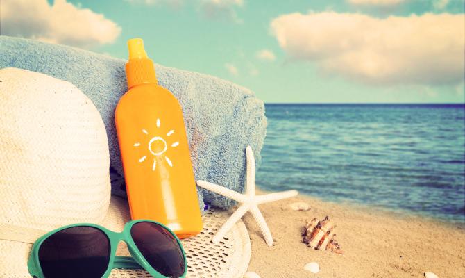 Sredstva za sunčanje - biohazard