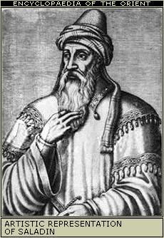 """Saladin – """"kralj pobjedonosni"""""""