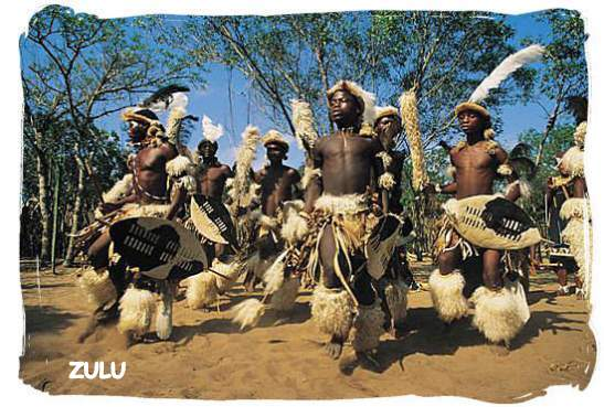 Zulu mitologija
