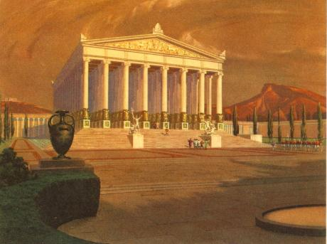 Dogodilo se na današnji dan...21. srpnja 356 p.n.e.