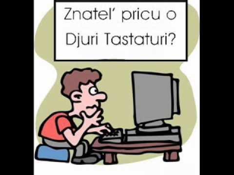 Priča o Đuri Tastaturi