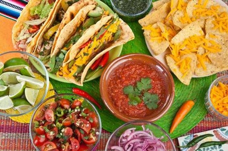 Meksička kuhinja - pikantno i sočno tjeranje vrućine