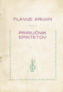 Flavije Arijan-Prirucnik  Epiktetov
