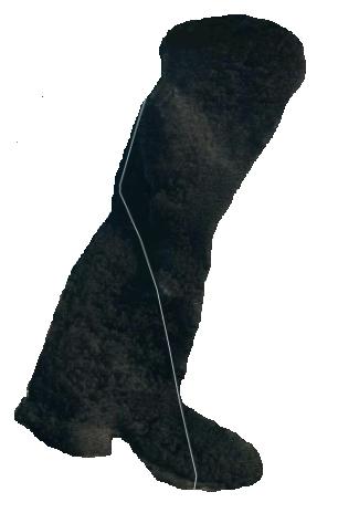 Divovska čizma kod Bihaćke piramide