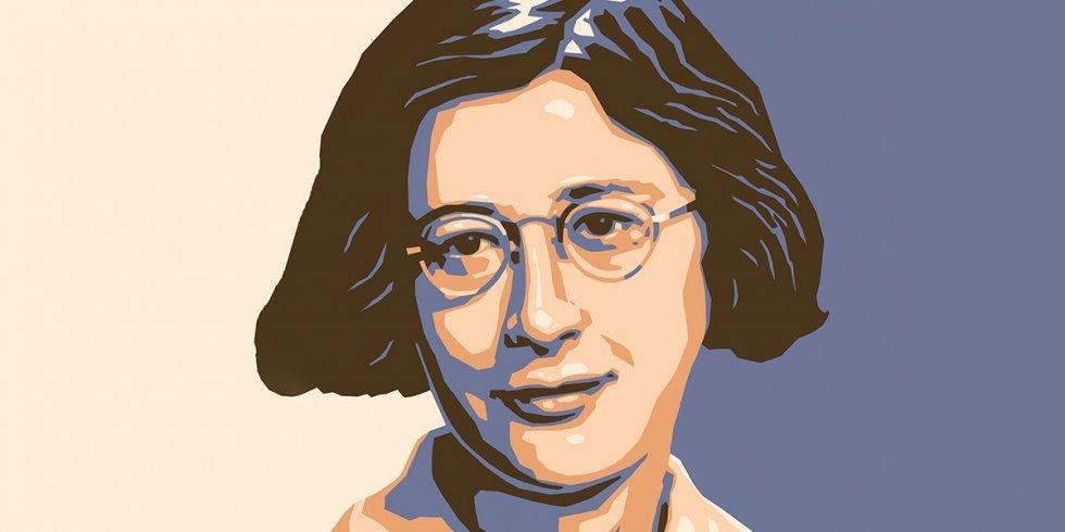 Vlastita soba - Simone Weil