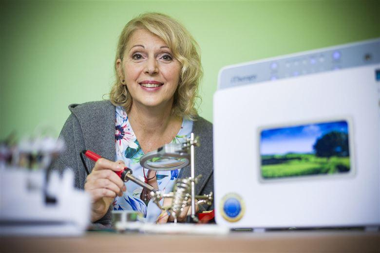 Splićanka dobila nagradu za najbolju svjetsku inovaciju! Njen uređaj koji čisti zrak od virusa pomeo konkurenciju