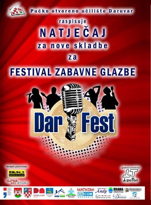 Prijave za Dar Fest