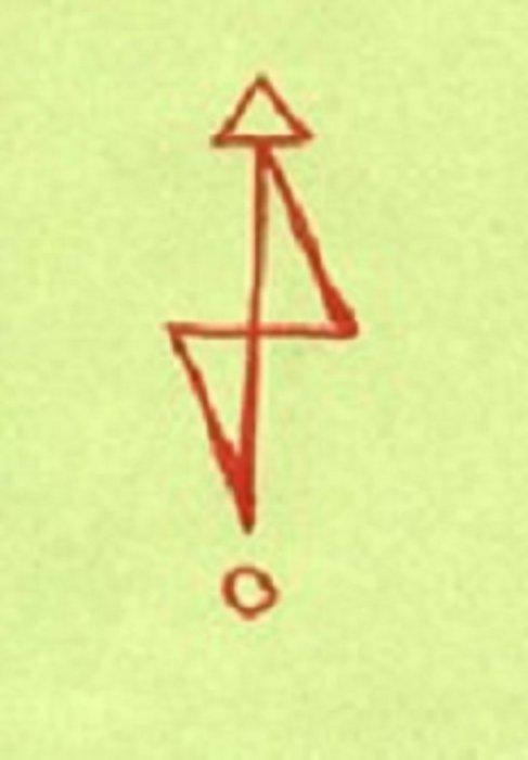 Vilinski simbol: OUM ŠA-IN - Energija