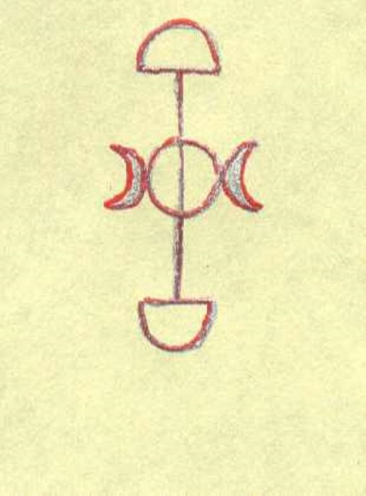 Vilinski simbol: ARGET MELANI - Milost