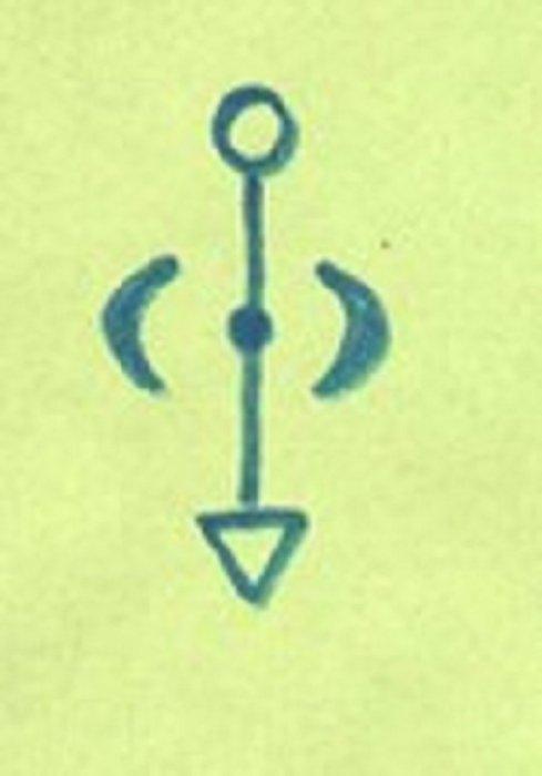 Vilinski simbol: ETA KIVA - Hrana, prana