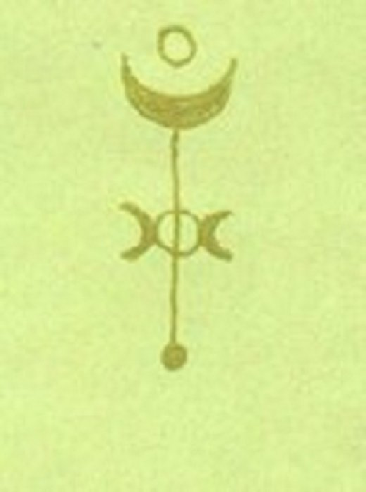 Vilinski simbol: LUM NUT - Svjetlo
