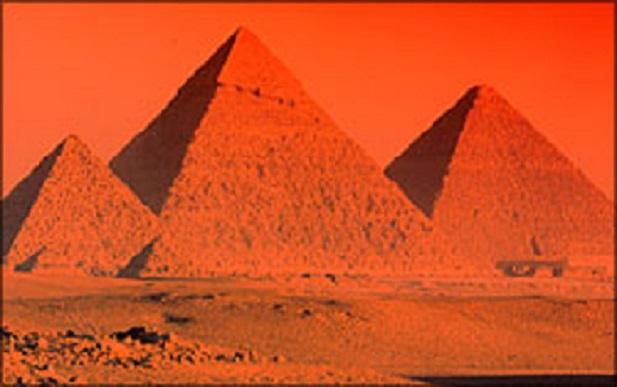 Neobjašnjiva, magicna moc piramida........