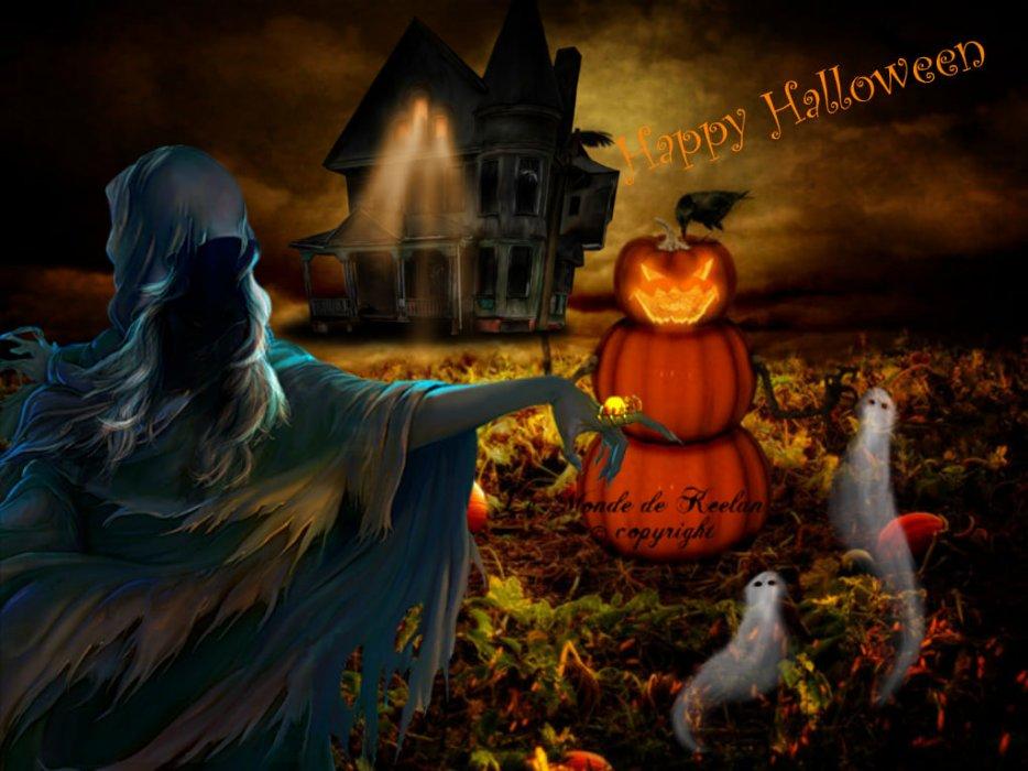 vrijeme uoči Noći vještica (Halloween)