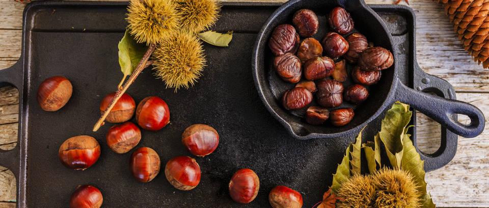 Kesten - kuhati ili peći ovu zdravu i ukusnu jesensku namirnicu?