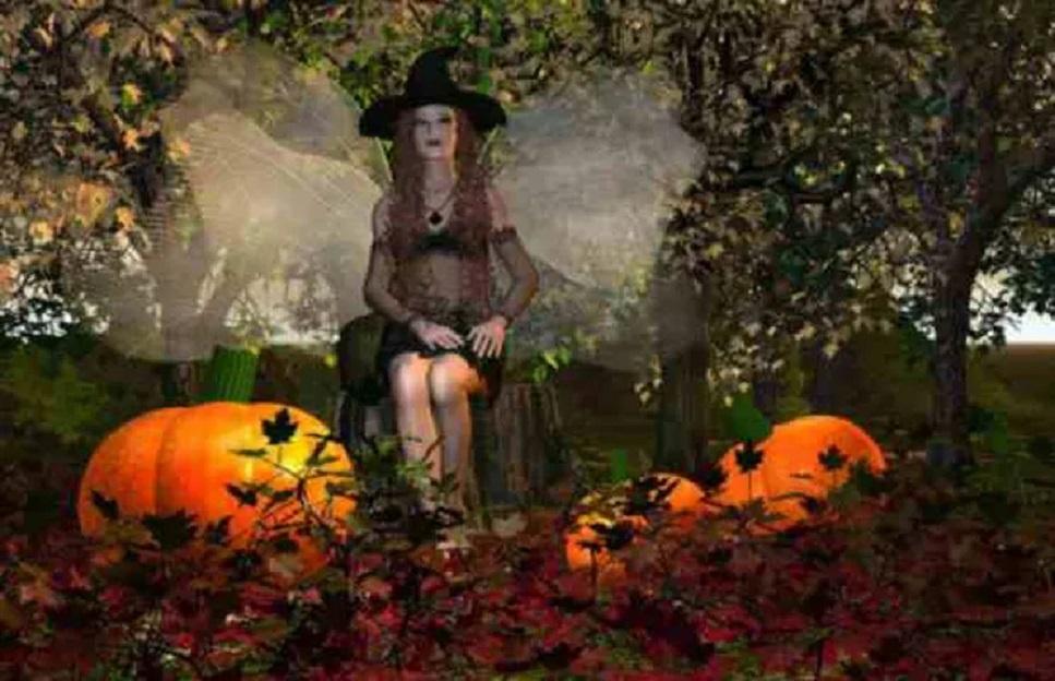 Samhain: Sretna vam Nova Godina