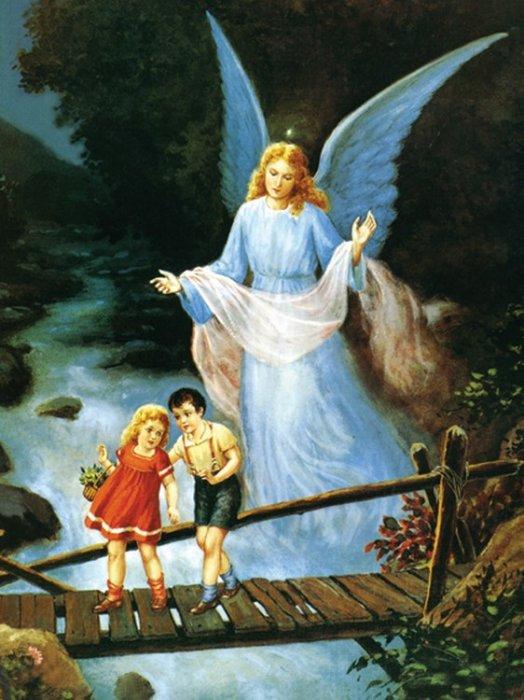 Anđeoski vodič - Kako pronaći osobnog anđela čuvara
