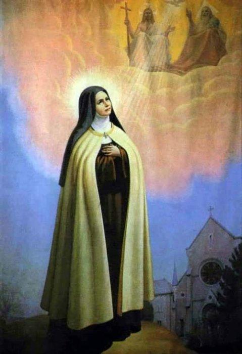 SVETAC DANA – Sveta Elizabeta od Presvetog Trojstva