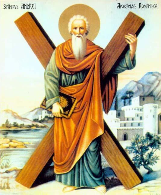 Svetac dana – Sveti Andrija