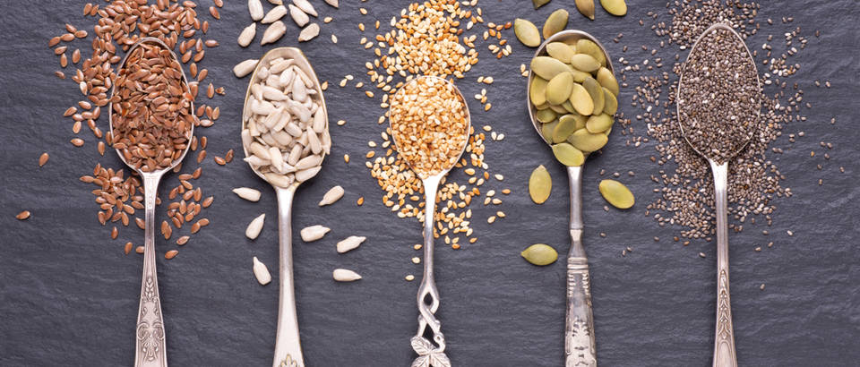 Sjemenke bundeve, lana, suncokreta... Koje jesti za visoki tlak, a koje za zdrave kosti?