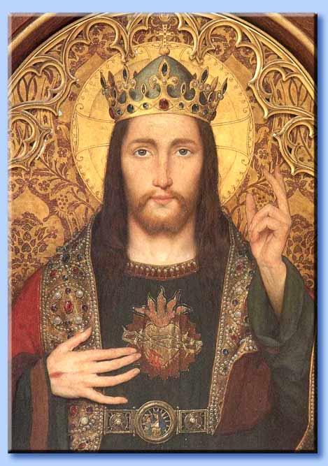 Svetac dana – Krist Kralj