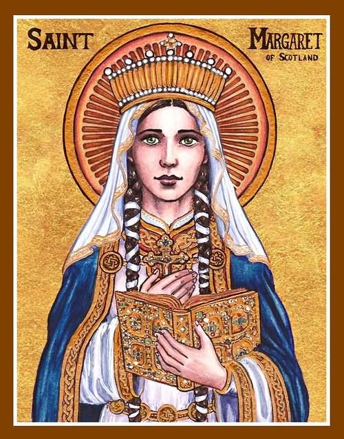 Svetac dana – Sveta Margareta Škotska