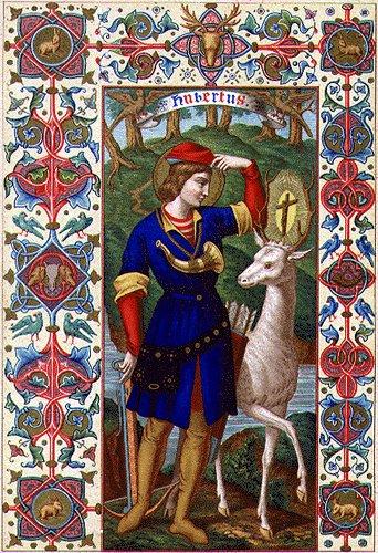 Svetac dana – Sveti Hubert