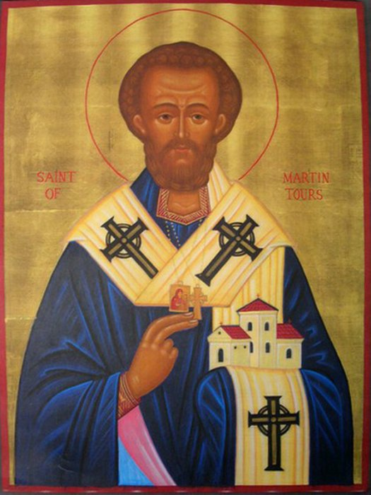Svetac dana – Sveti Martin