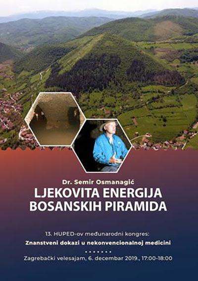 Dr. Semir Osmanagić - raspored do kraja godine