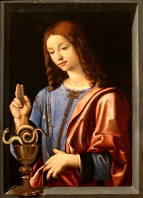 Svetac dana – Sveti Ivan Evanđelist