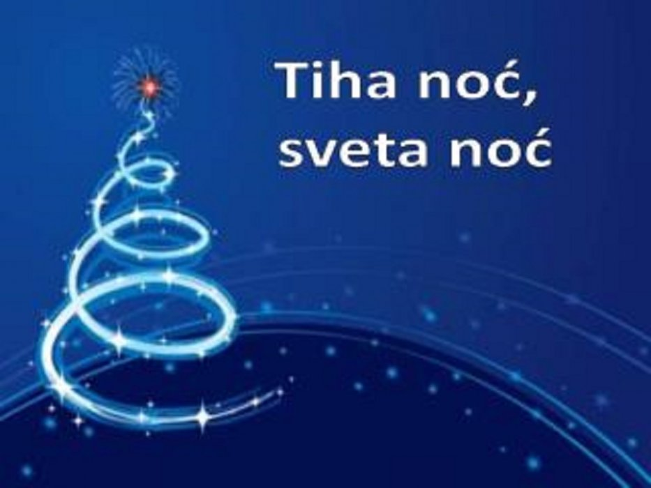 Kako je nastala Božićna tiha noć