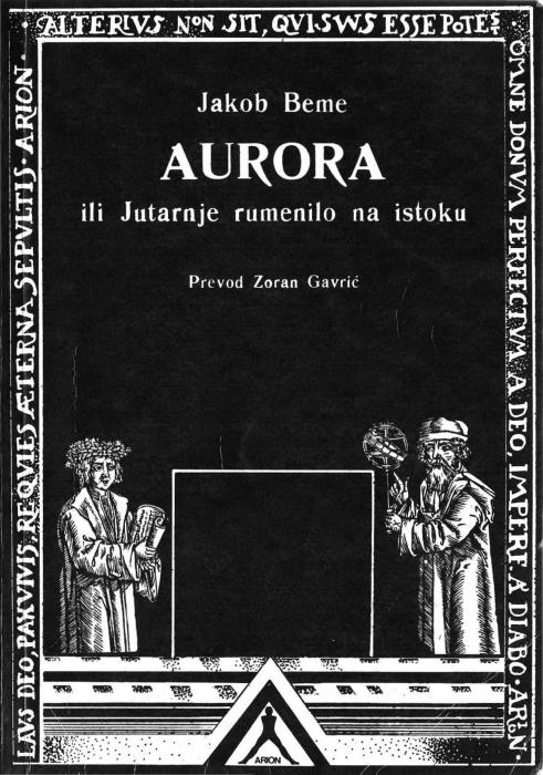 Jakob Beme - Aurora