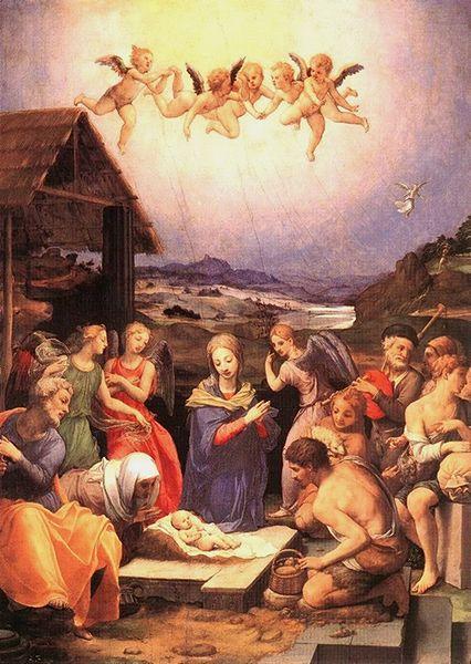 Svetac dana – Božić