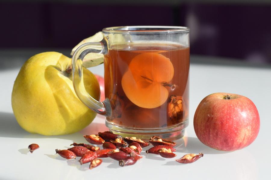 Kompot ili čaj