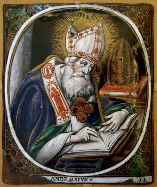 Svetac dana – Sveti Ambrozije