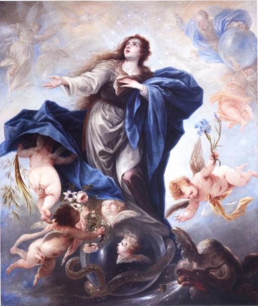 Svetac dana – Bezgrešno začeće Blažene Djevice Marije