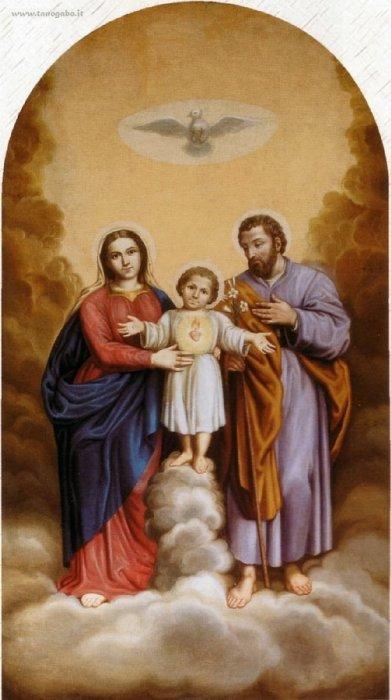 Svetac dana – Sveta Obitelj