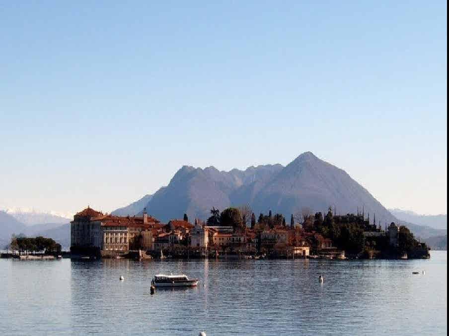 Isola Bella - Piamonte Italia