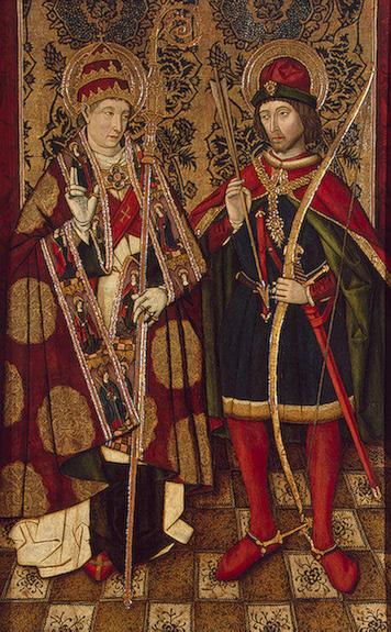 Svetac dana – Sveti Fabijan i Sebastijan