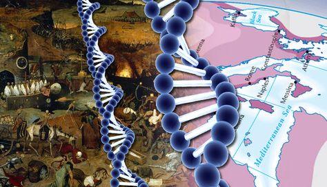 Kuga je promijenila ljudske gene
