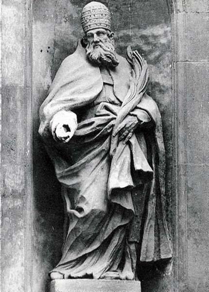 Svetac dana – Sveti Marcel papa i mučenik