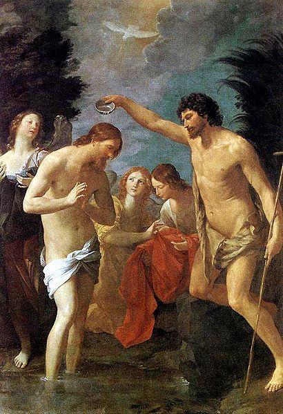 Svetac dana - Krštenje Gospodinovo