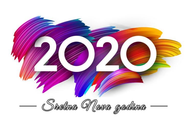 Sretna 2020