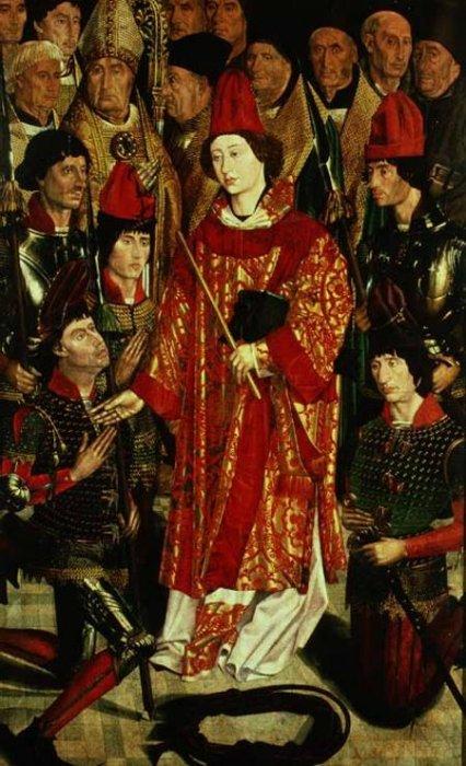 Svetac dana – Sveti Vinko đakon i mučenik