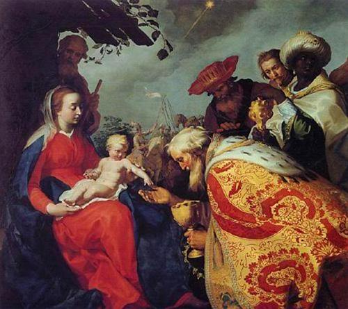 Svetac dana – Bogojavljenje (Tri kralja)
