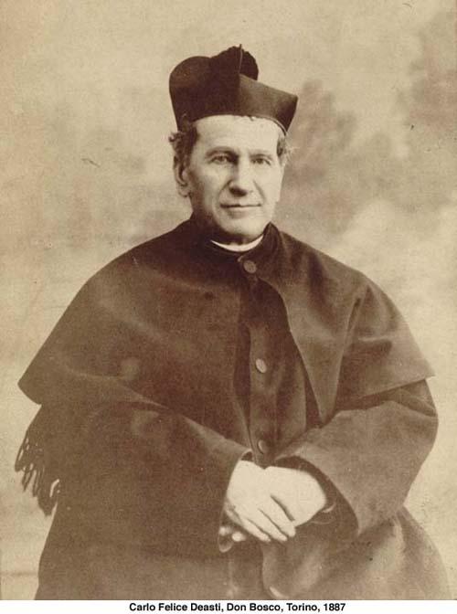 Svetac dana – Sveti Ivan Bosco